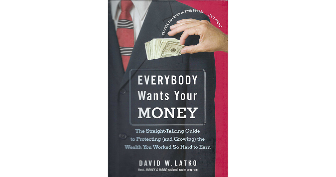 Everybody wants your money book